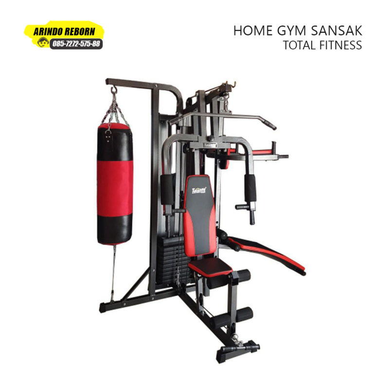 Home Gym 3 Sisi Sandsack